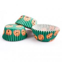 Pumpkin Pals, 60 st muffinsformar (UTGÅR)