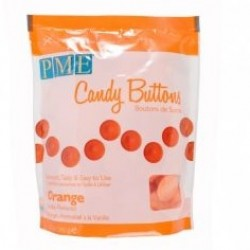 BF 20190725 - Candy Buttons, orange 340g