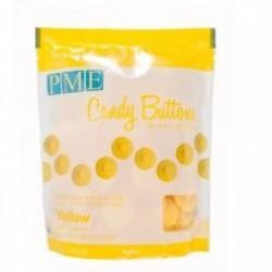 Candy Buttons, gul 340g