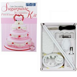 Sugarpaste, student kit