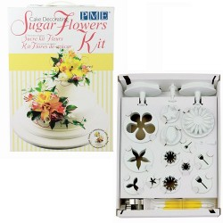 Sugar Flowers, student kit