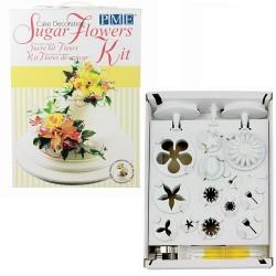 Sugar Flowers, 1st student kit