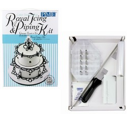 Royal Icing, 1st student kit