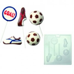 Fotboll, chokladform