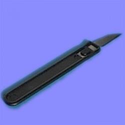 Modelleringskniv, svart handtag