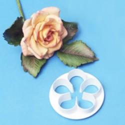 Blomma/ros, 3 cm