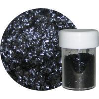 BF 20181225 - Glitterflingor, svart