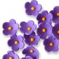 Lila blommor, ca 30 st