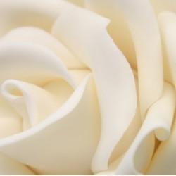 Blompasta utan ägg - vit, ca 200g (PME)