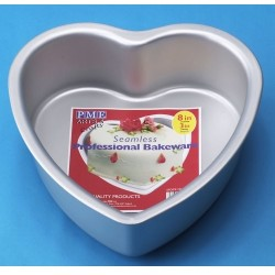 Hjärtformad bakform, 15,2 cm