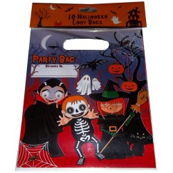 Halloween,10 st kalaspåsar