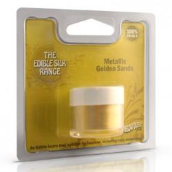 Guld, metallic-pulverfärg (Golden Sands)