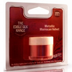Metallic Morrocan Velvet, skimmer-pulverfärg