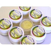 BF 20181231 - Gul, skimmer-pulverfärg (Pearl Lemon Sorbet)