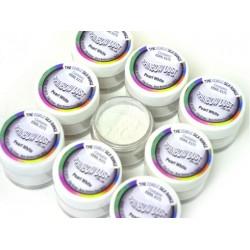 Vit, pärlemopulverfärg (Pearl White - RD)