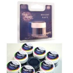 Blå, pulverfärg (Bright Navy - RD)
