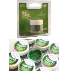 BF 20201231 - Grön, pulverfärg (Ivy Green - RD)