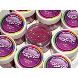 Lila dekorationsglitter (Stardust Lilac)