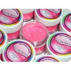 Stardust Pink, dekorationsglitter