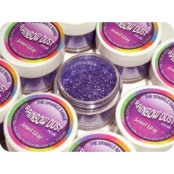 Jewel Lilac, glitter