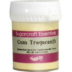 Gum Tragacanth, ca 25g (RD)