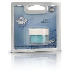 Blue Shimmer, pulverfärg