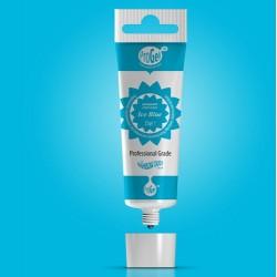 Blå (Ice Blue) pastafärg på tub (RD)