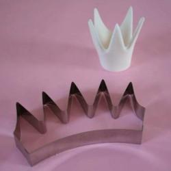 Prinsesskrona 3D (liten), utstickare