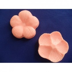 Blomma (stor), silikonveiner