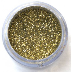 Gold Hologram, dekorationsglitter