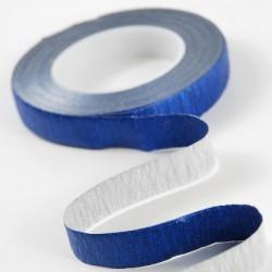 Floristtejp, blå (metallic)