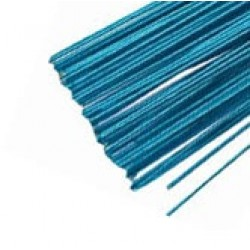 Metallic-tråd, turkosblå (26G)