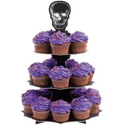 Halloween Skull, muffinsträd