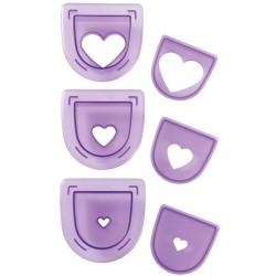 Hearts, 3 st insatser till stans