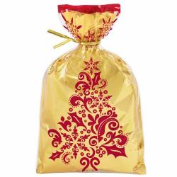 Golden Xmas, 8 st presentpåsar