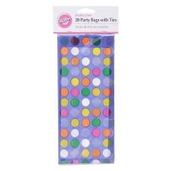 Multi Dots, 20 st kalaspåsar