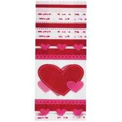Valentine, 20 st kalaspåsar