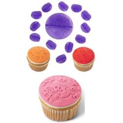 Flowers, Cupcake Set