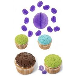 Hearts, Cupcake Set