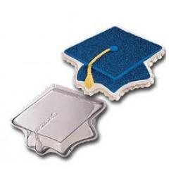 Graduation Cap, bakform