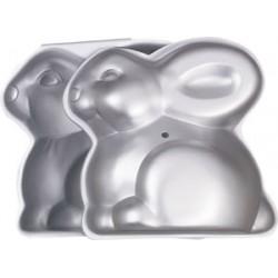 3D Kanin, bakform
