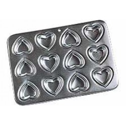 Petite Heart Pan, bakform