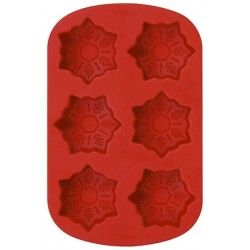 Små Snöfingor, 6 st (silikon)