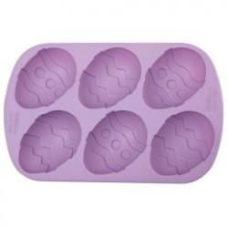 Ägg, portionsbakform (silikon)