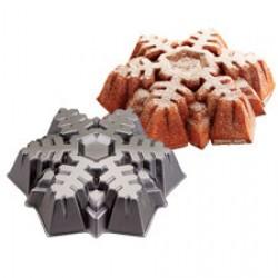 Snowflake Dimensions Pan, bakform