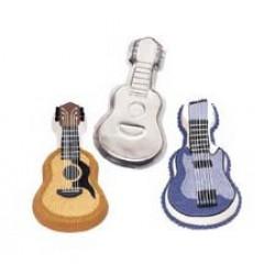 Gitarr, bakform