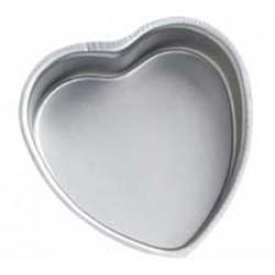 Hjärtformad bakform, ca 15 cm