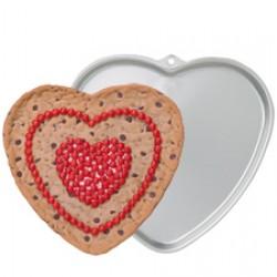 Hjärta, cookie pan