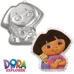 Dora the Explorer, bakform
