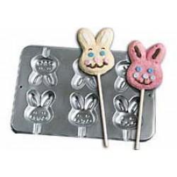 Kaniner, 6 st kak-klubbor (UTGÅR)